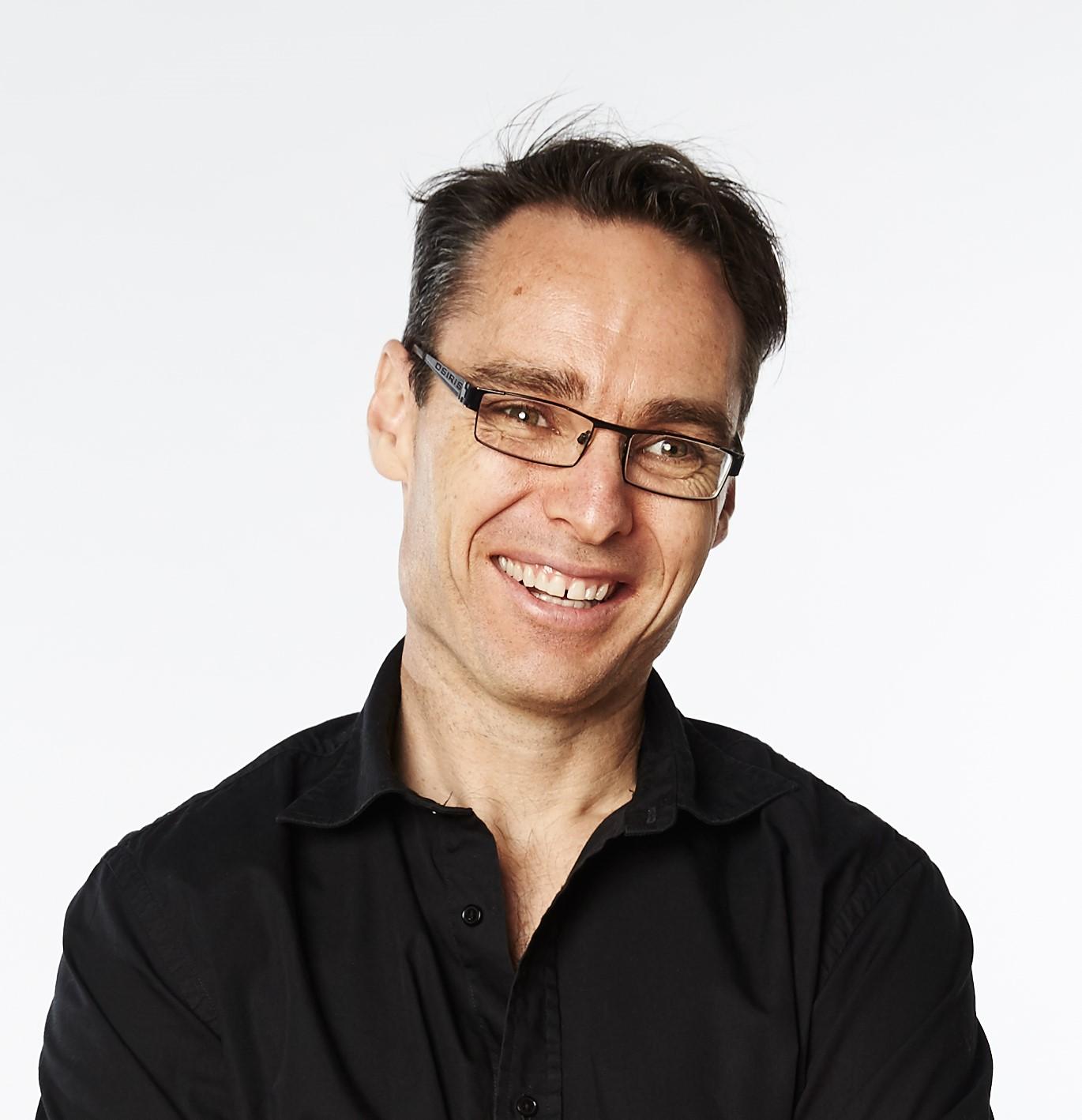 Dr Tim Crowe 1